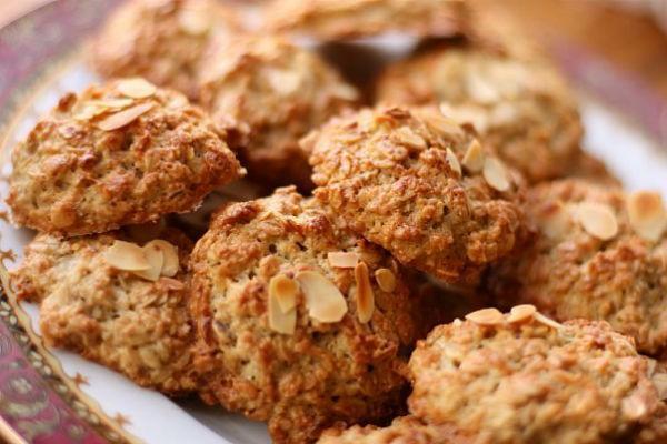 Овсяное печенье рецепт 3