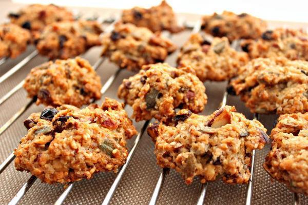 Овсяное печенье рецепт 2