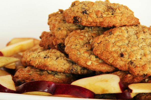 Овсяное печенье рецепт 4