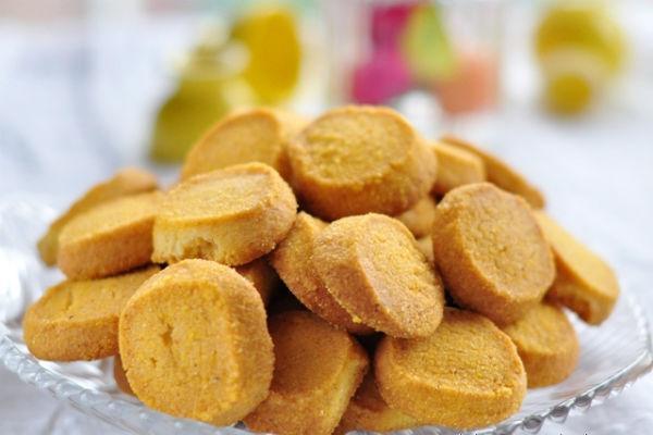 Печенье из кукурузной муки 3