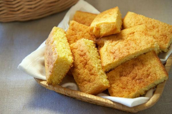 Печенье из кукурузной муки 2