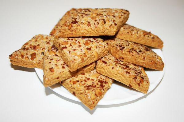 Печенье ореховое, рецепт 4