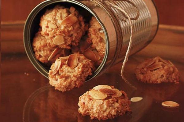 Печенье ореховое, рецепт 3