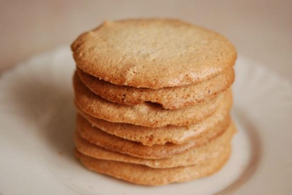 Печенье ореховое, рецепт 2