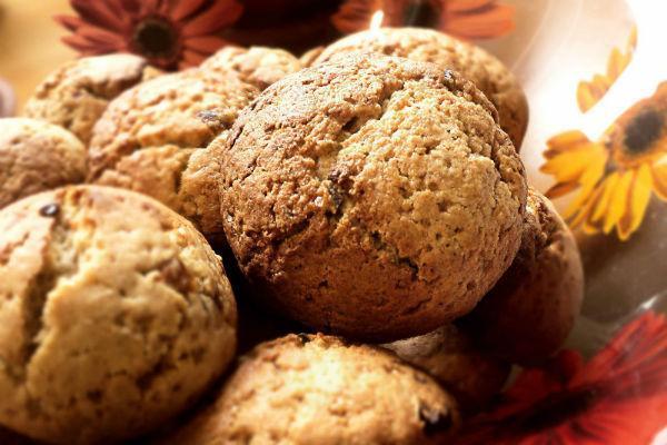Печенье овсяное от Юлии Высоцкой 3