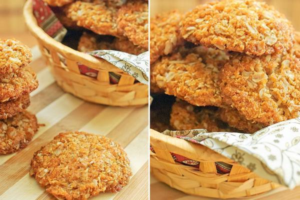 Печенье овсяное от Юлии Высоцкой 2