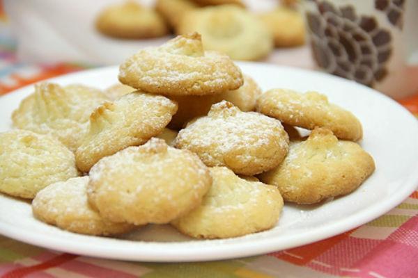 Рассыпчатое печенье 3
