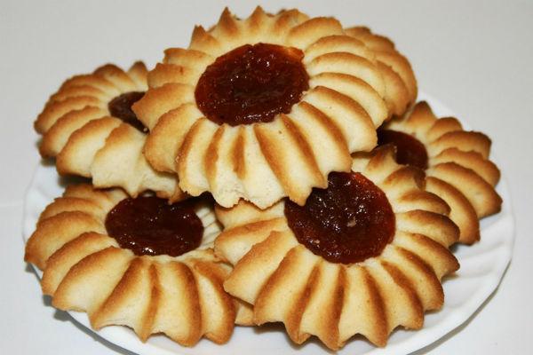 Рецепт Курабье печенье 4