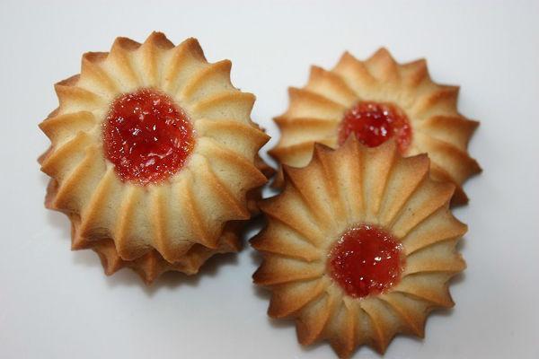 Рецепт Курабье печенье 3