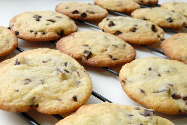 Рецепт американского печенья 3