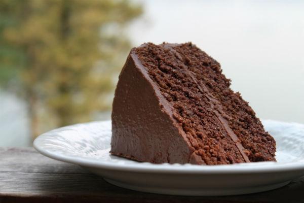 Рецепт шоколадного торта 2