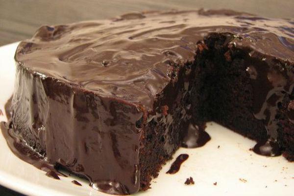 Рецепт шоколадного торта 4