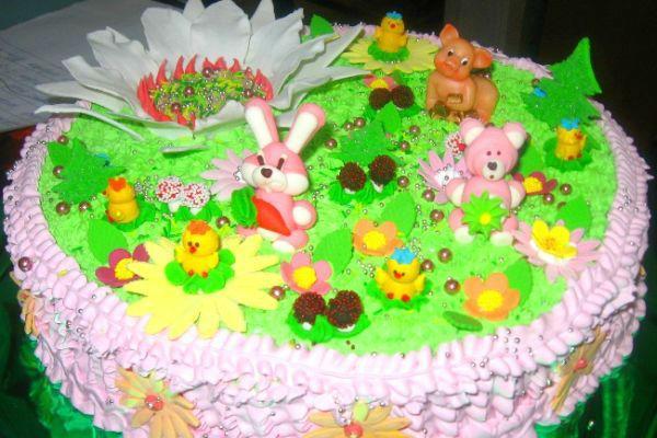 Рецепт торта Лесная сказка 3