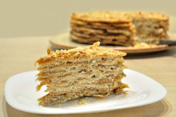 Степка Растрепка рецепт торта 3