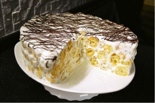 Торт Дамские пальчики 2