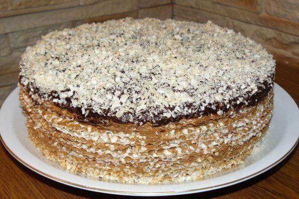 Торт Дамский каприз 3