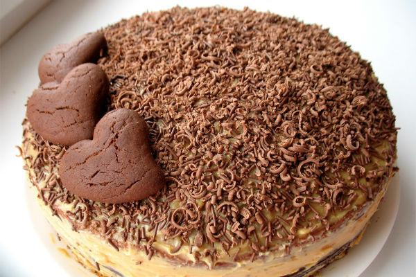 Торт Дамский каприз 4