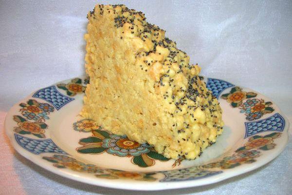Торт Муравьиная горка 2