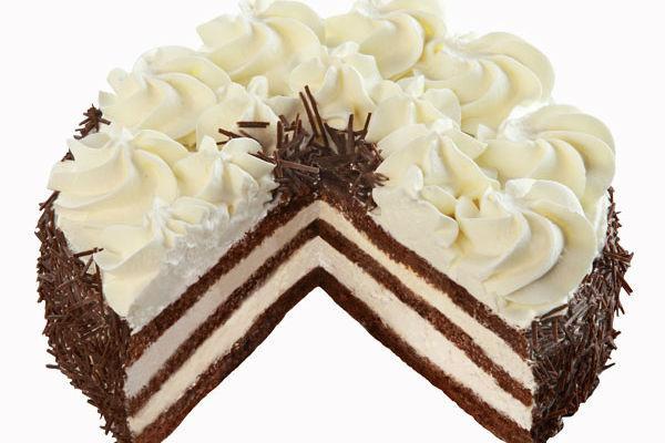 Торт «Негр в пене» 3