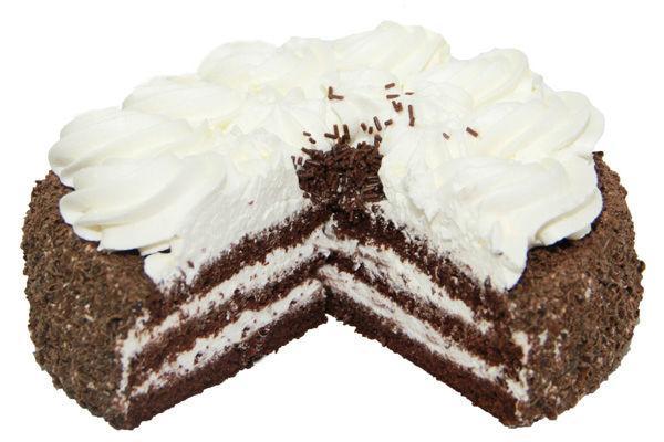 Торт «Негр в пене» 5