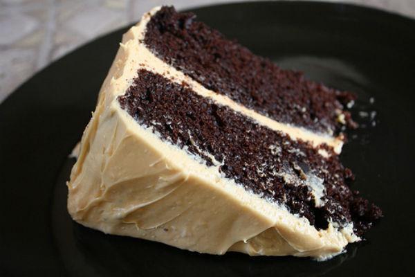 Торт «Негр в пене» 2