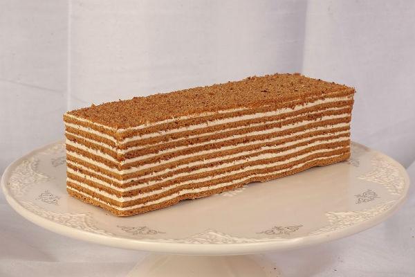 Торт Рыжик 2