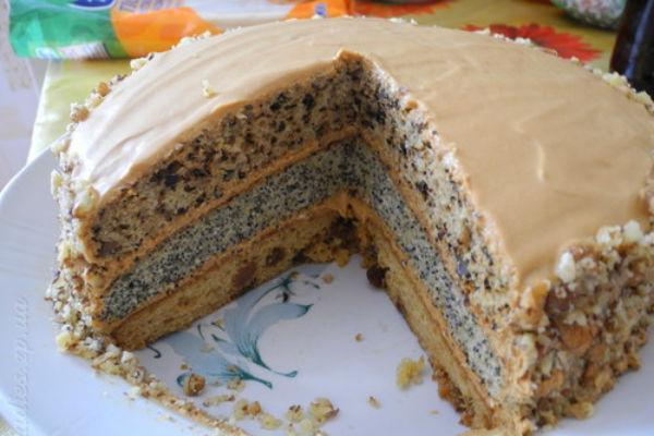 Торт Бедный еврей 3