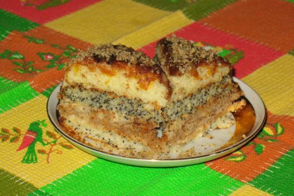 Торт Бедный еврей 5
