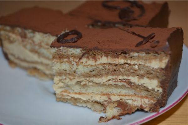 Торт Бедный еврей 6