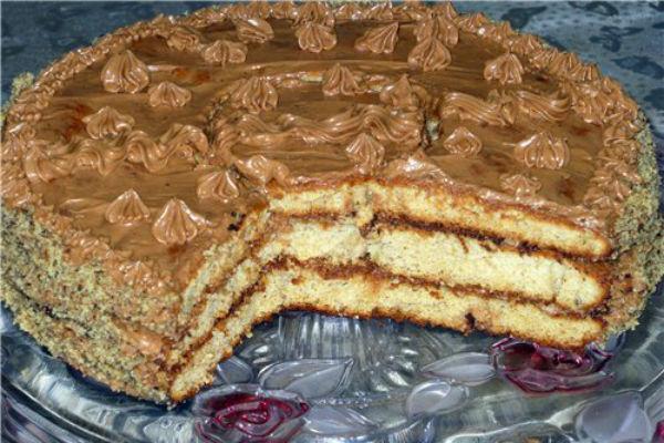 Торт Идеал 3