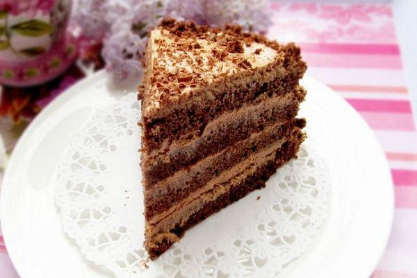 Торт Негритенок рецепт 3