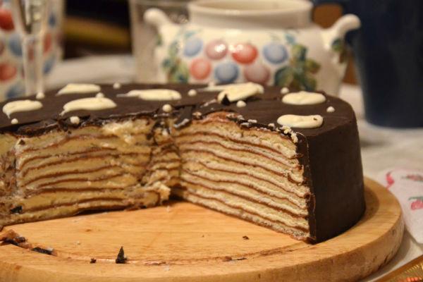 Торт Нежность 2