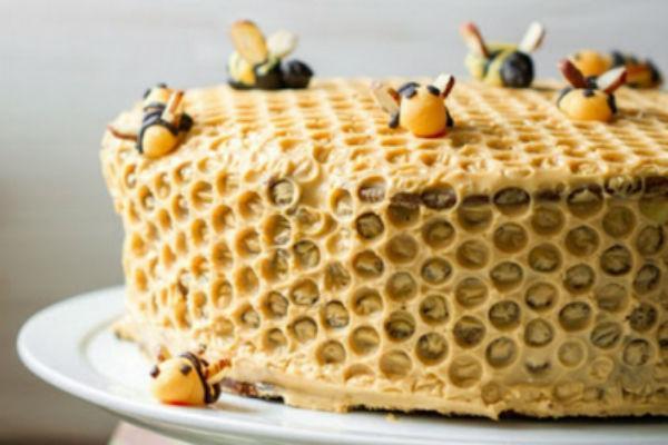 Торт Пчелка 2
