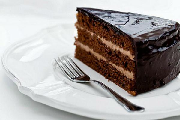 Торт Прага от Юлии Высоцкой 2