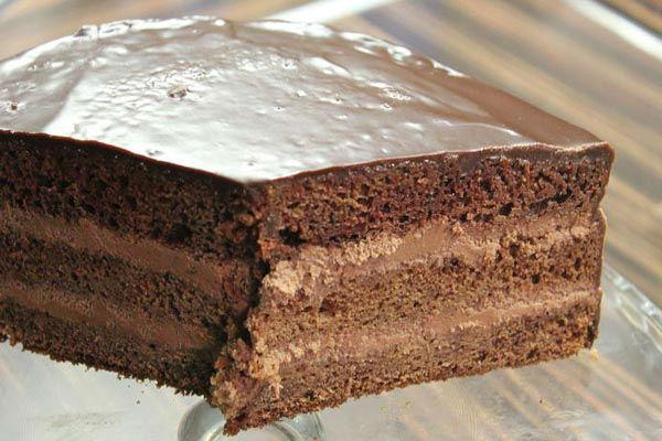 Торт Прага 3