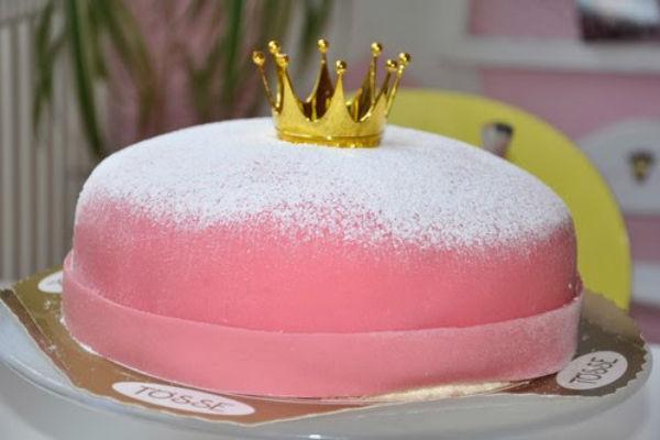 Торт Принцесса 3