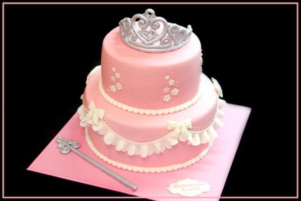 Торт Принцесса 1