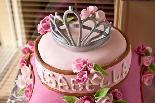 Торт Принцесса 2