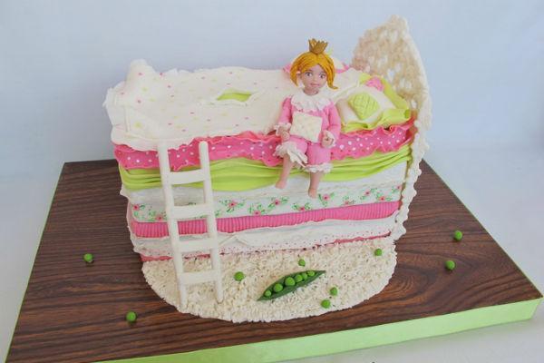 Торт Принцесса 4