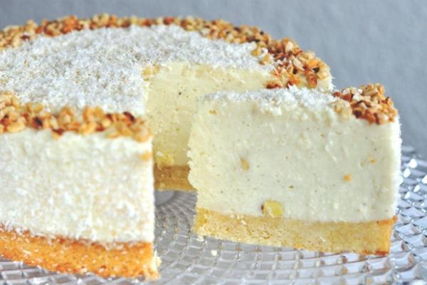 raffaello торт простой рецепт