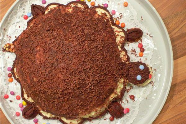 торт черепаха рецепт со