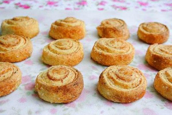 Творожное печенье Розочки 3