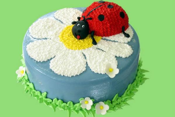 Как украсить торт в домашних условиях 96