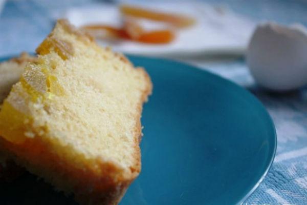 Ванильный кекс 2
