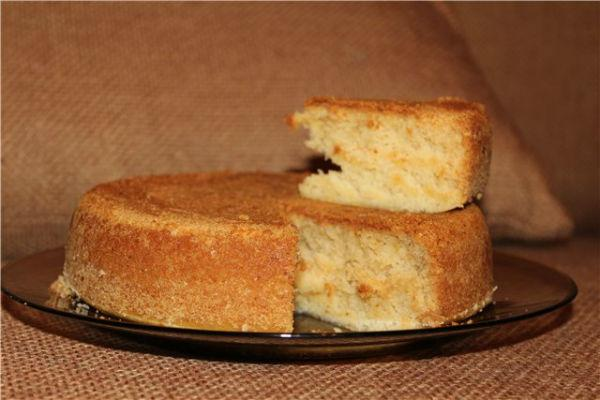 Ванильный кекс 4