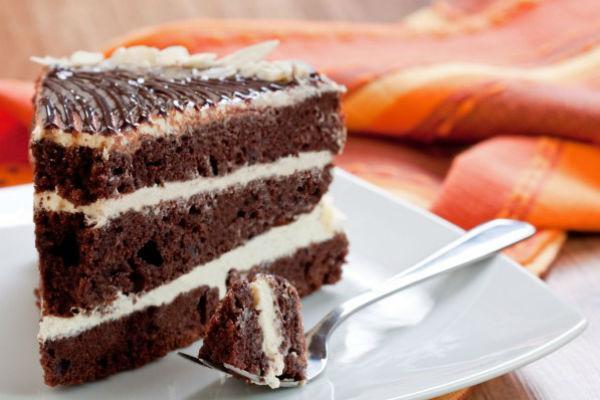 рецепт торт черный принц с фото