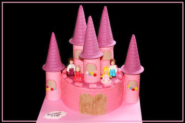 Замок Принцессы 3