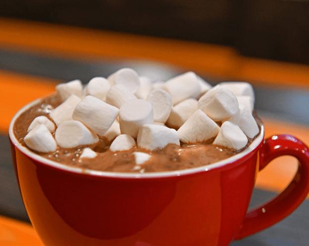 Рецепты десертов из жареного маршмеллоу - с шоколадом - фото