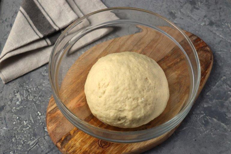 Как быстро разморозить тесто - в духовке - фото