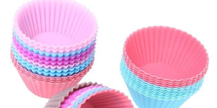 Как выбрать силиконовую форму - формы для кексов - фото